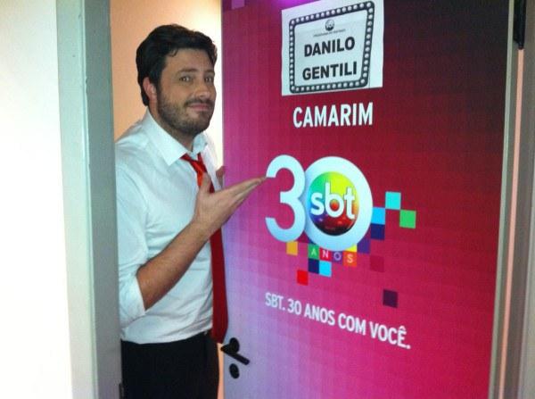 Ele mal entrou no SBT e pode estar de malas prontas para a Globo