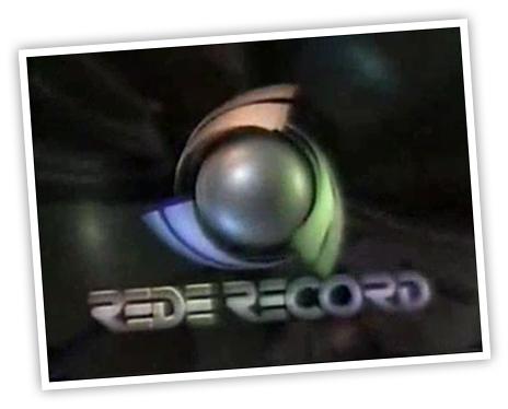Logo da Record em 1994